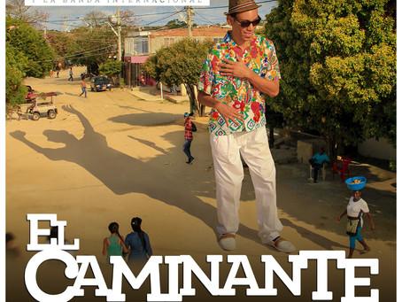 Escucha lo más reciente de Germán Ramos y La Banda Internacional: 'El Caminante'