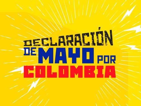 La comunidad musical global se une al Despertar de Mayo por Colombia