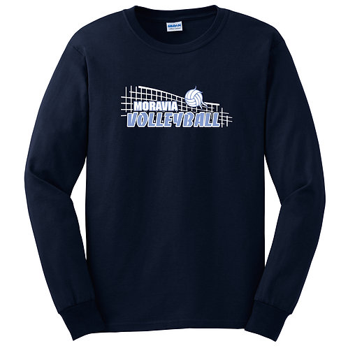 Moravia Volleyball Long Sleeve Tee G2400
