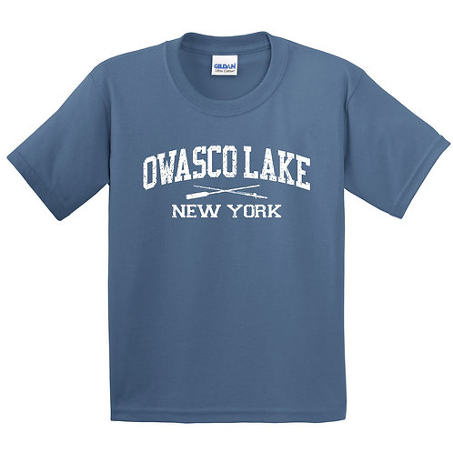 Owasco Lake Rod & Paddle Youth T-Shirt