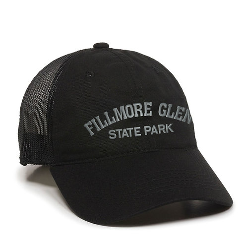 Fillmore Glen Unstructured Mesh Cap
