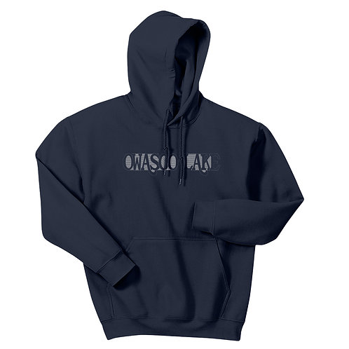 Owasco Lake Adult Pullover Hoodie - Embroidered Design