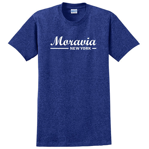 Moravia Adult T-shirt - Large Design