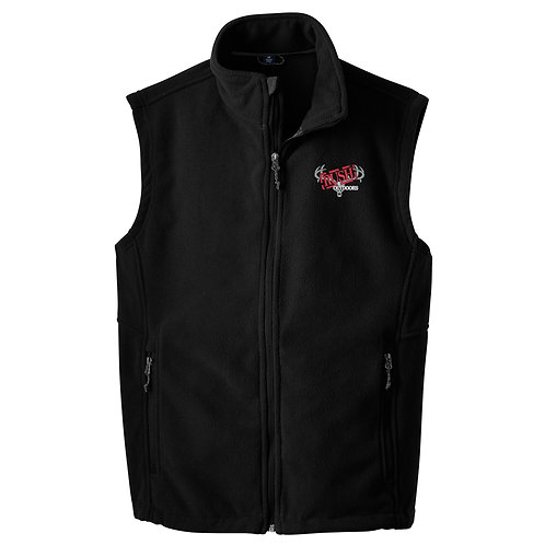 Rush Outdoors Value Fleece Vest F219