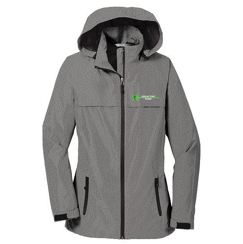 Poplar Point Ladies Torrent Waterproof Jacket L333