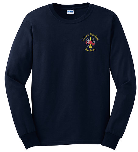 Mclean Fire Dept. Auxiliary Long-Sleeve Tee