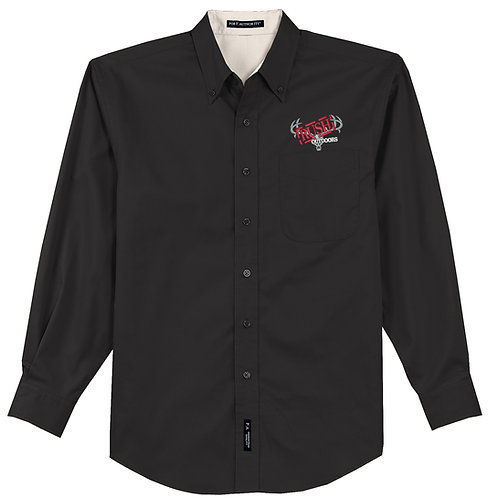 Rush Outdoors Long Sleeve Easy Care Shirt S608
