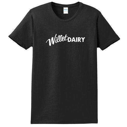 Willet Dairy Basic Ladies T-Shirt