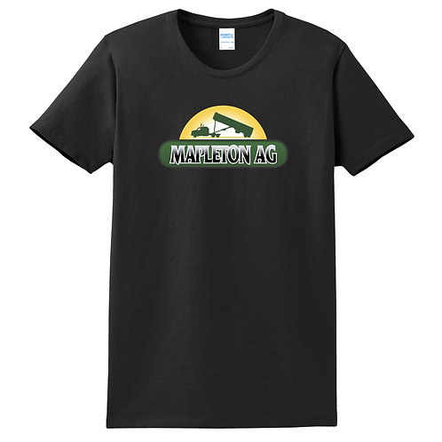 Mapleton Basic Ladies T-Shirt