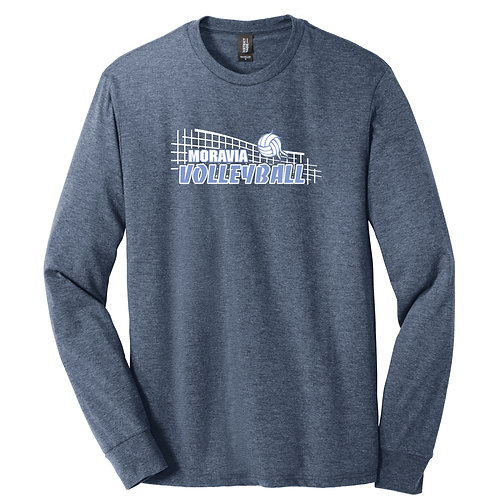 Moravia Volleyball Perfect Tri Long Sleeve Tee DM132