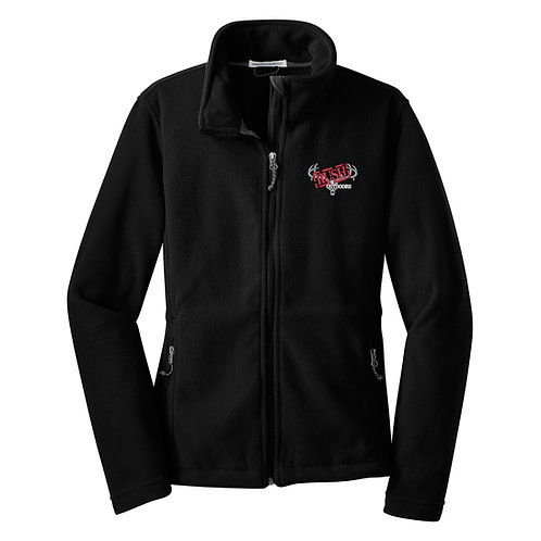 Rush Outdoors Ladies Value Fleece Jacket L217