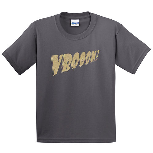 Outlet - 'VROOM!' Youth T-shirt