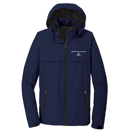 MacKenzie-Childs Waterproof Jacket J333