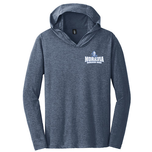 Moravia Marching Band Adult Perfect Tri Long Sleeve Hoodie