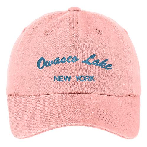 Owasco Lake Ladies Cap