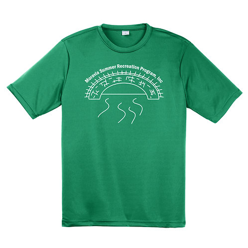 Moravia Summer Rec Youth Wicking Tee YST350
