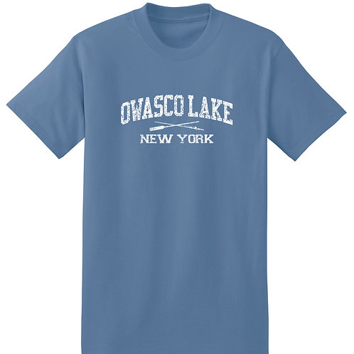 Chairs by Owasco Lake Adult/Ladies Long Sleeve T-Shirt