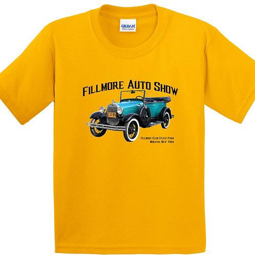 Fillmore Auto Show 2018 T-Shirt