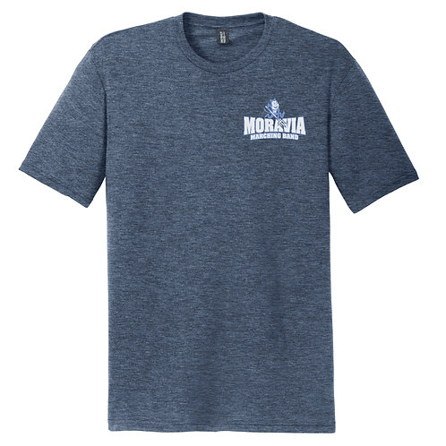 Moravia Marching Band Adult Perfect Tri Tee