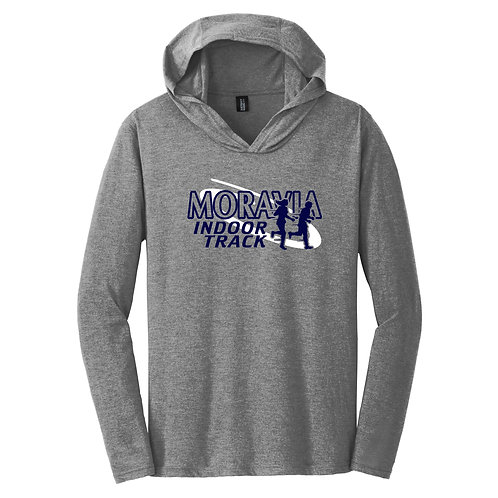 Moravia Indoor Track Adult Perfect Tri Long Sleeve DM139