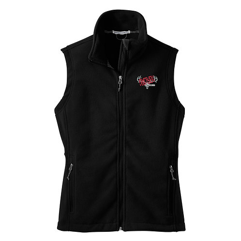 Rush Outdoors Ladies Value Fleece Vest L219