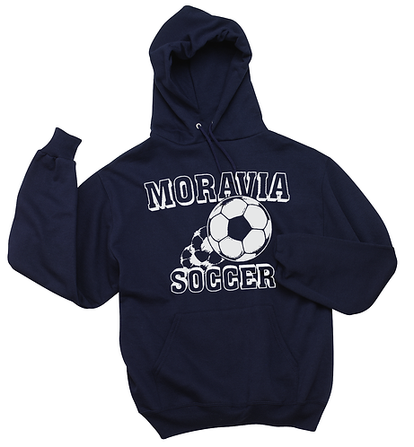 MCS Boys Varsity Soccer Adult Pullover Hoodie 996M