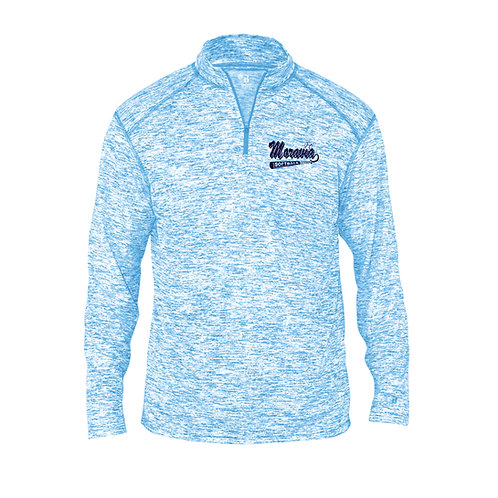 Moravia Softball 1/4 Zip Blend Sweatshirt 4192