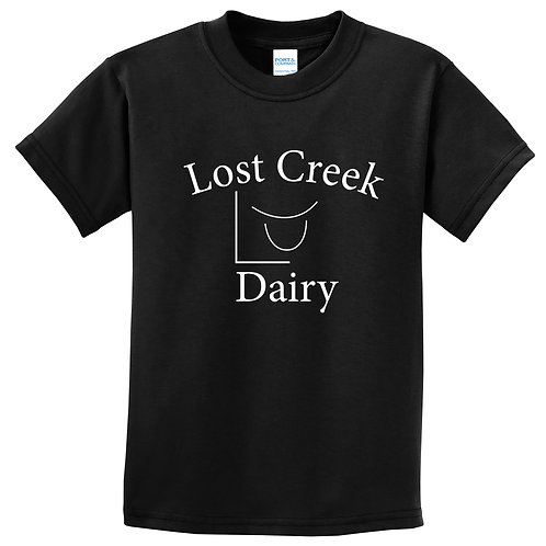 Lost Creek Dairy Basic Youth T-Shirt