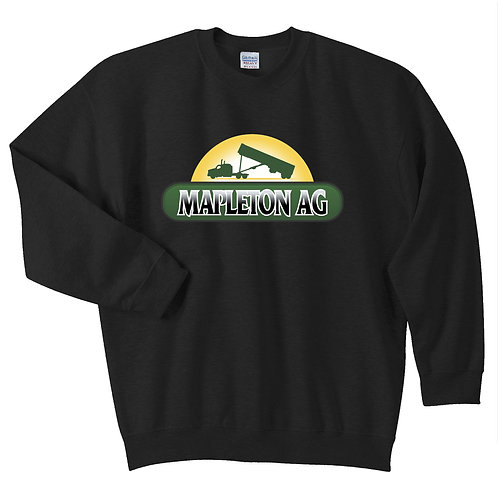 Mapleton Ag Adult Crewneck Sweatshirt