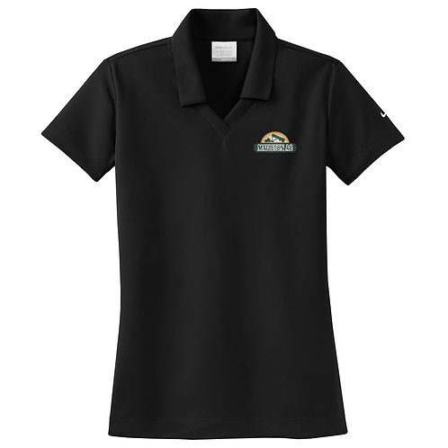 Mapleton  Ag Nike Ladies Dri-FIT Micro Pique Polo