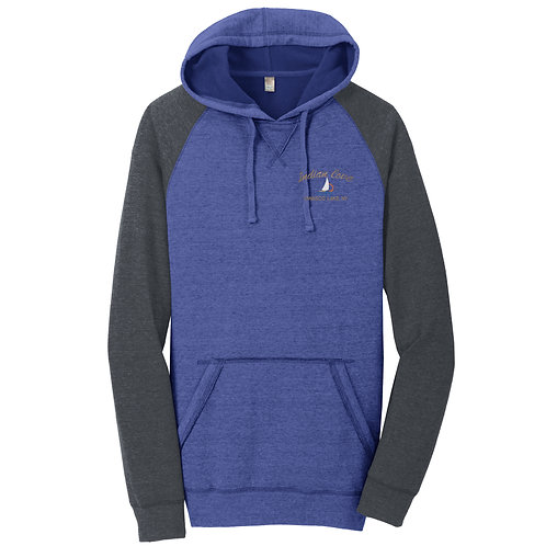 Indian Cove - Owasco Lake Adult Pullover Hoodie DT196