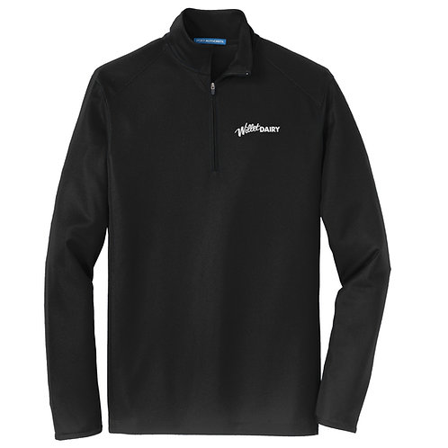 Willet Dairy Port Authority® Pinpoint Mesh 1/2-Zip