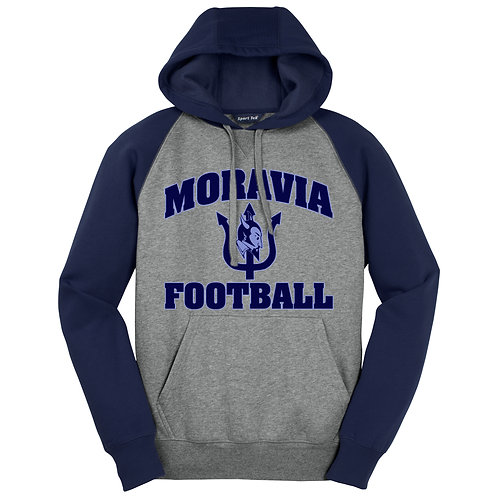 Moravia Football Pullover Hoodie ST267