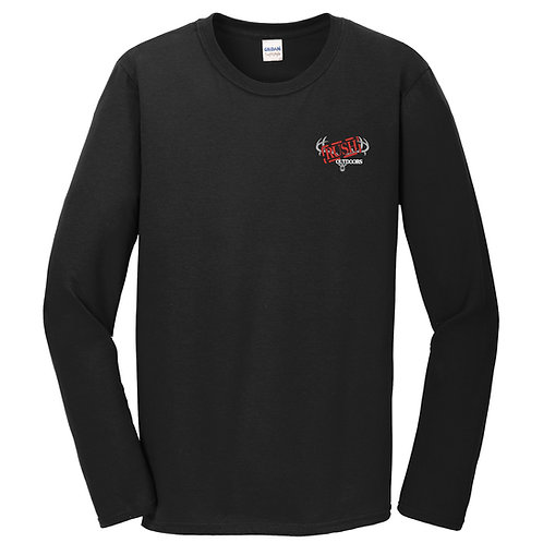Rush Outdoors Softstyle Long Sleeve T-Shirt G64400