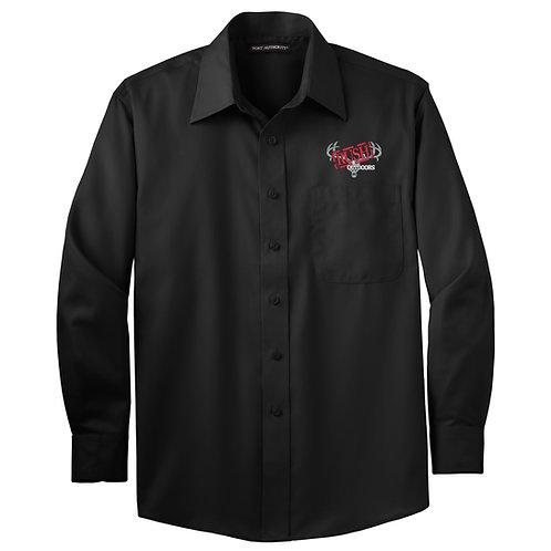 Rush Outdoors Non-Iron Twill Shirt S638