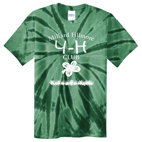 4-H Youth Tie-Dye T-shirt PC147Y