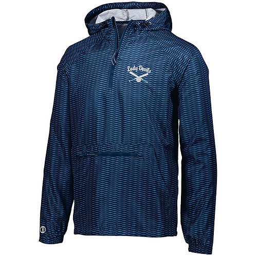 Moravia Softball Packable Pullover 229554