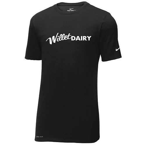 Willet Dairy Nike Dri-FIT Cotton/Poly Tee