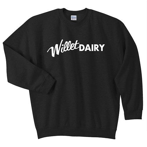 Willet Dairy Adult Crewneck Sweatshirt