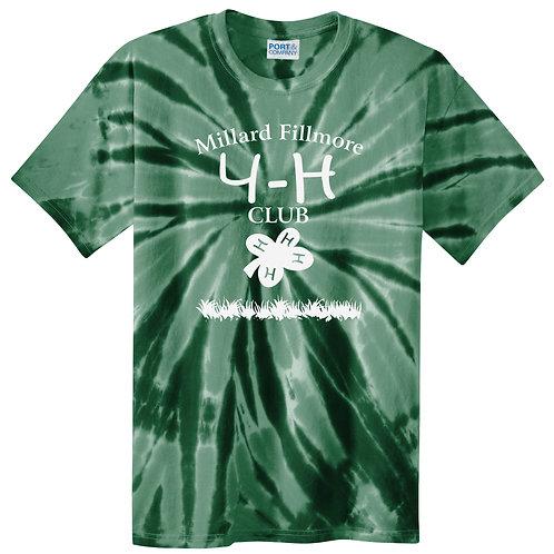 4-H Adult Tie-Dye T-shirt PC147
