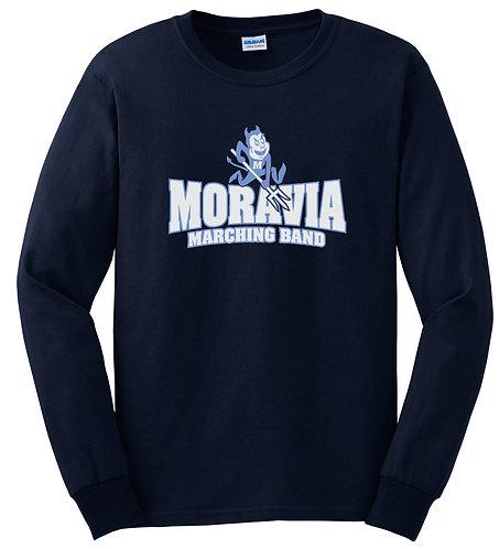 Moravia Marching Band Long Sleeve Tee