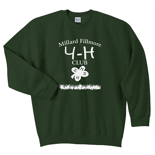 4-H Crew Neck Sweatshirt
