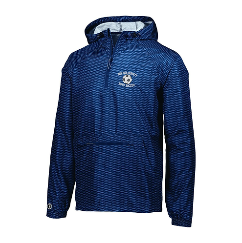 MCS Boys Varsity Soccer Packable Pullover 229554
