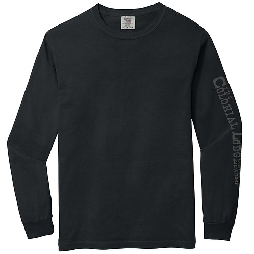 Colonial Lodge Comfort Color Long Sleeve Tee 6014
