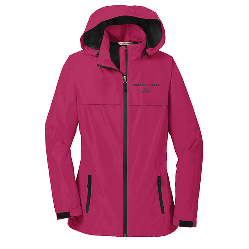 MacKenzie-Childs Ladies Waterproof Jacket L333