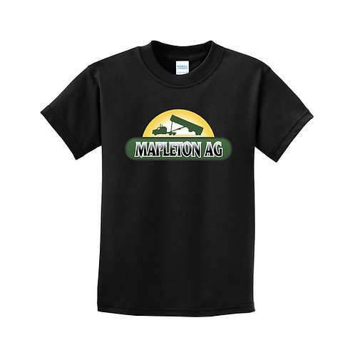 Mapleton Basic Youth T-Shirt