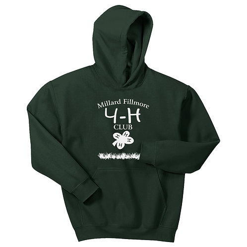 4-H Youth Pullover Hoodie