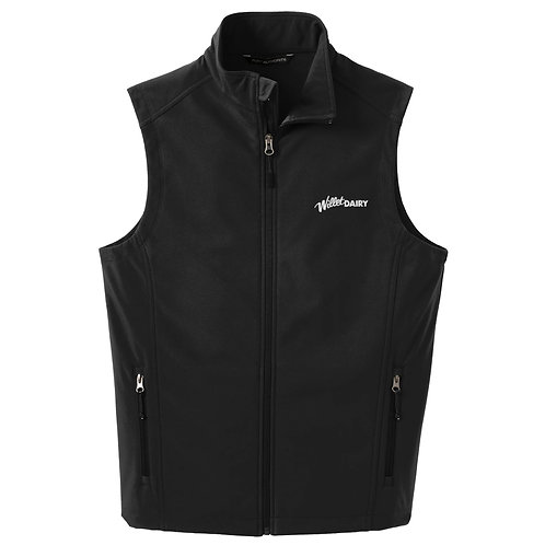 Willet Dairy Port Authority Core Soft Shell Vest J325