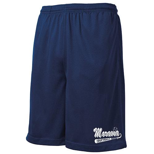 Moravia Softball Mesh Short ST312
