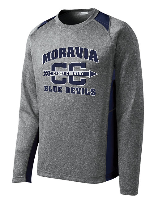 Moravia Cross Country Long-Sleeve Warm-up